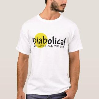 Djävulskt T-shirt