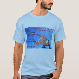 DJColzz Avian influensaT-tröja Tröja