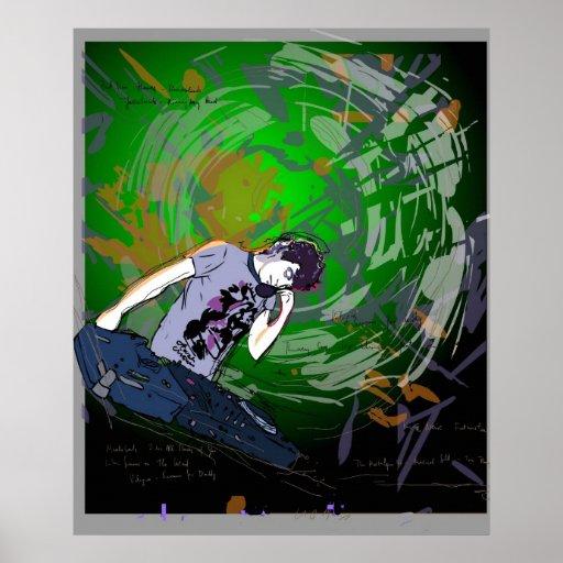 djPetko Affisch