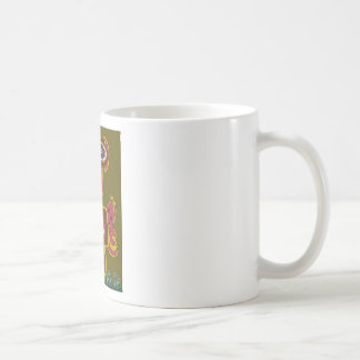 Djungel Ifrit Kaffemugg