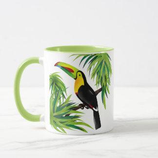 Djungel Toucan Mugg