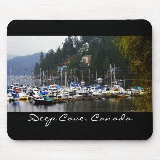 Djup Cove, norr Vancouver, Kanada Musmatta