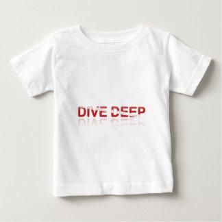 Djup dyka för dyk tröjor