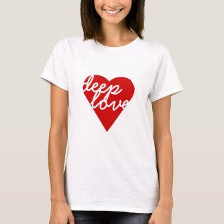 djup kärlek t shirt