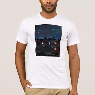 Djup Supernova Mikulski för utrymmetyp II T-shirt