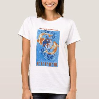 Djupa Ellum Koi T Shirts