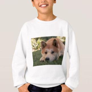Djupa tankar för Akita Inu hund Tee Shirt