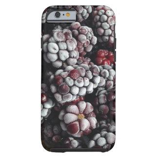 Djupfryst bär tough iPhone 6 case