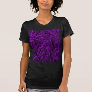 Djupt - chic elegant chic cafe för purpurfärgad sa tröjor