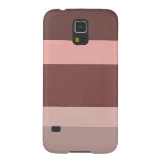Djupt kulört kvarter Arrt Galaxy S5 Fodral