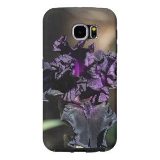 Djupt - purpurfärgad Iris Samsung Galaxy S6 Fodral