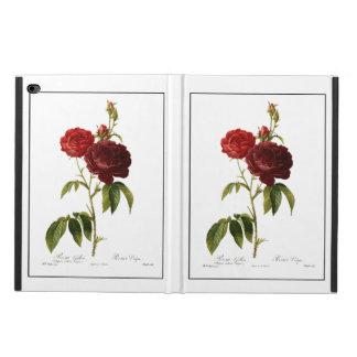 Djupt - rött måla för vintagero powis iPad air 2 skal