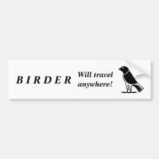 Djur Birder Bildekal
