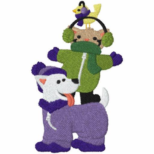 Djur bunt för vinter