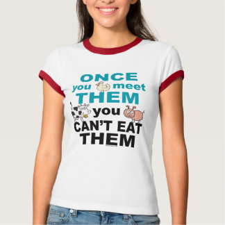 Djur medkänsla tee shirts