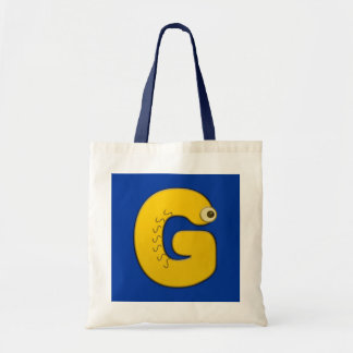 djur monogram - G Tote Bag