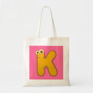djur monogram - K Kasse