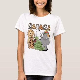Djur Safari T Shirt