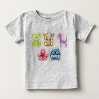 Djura färger tee shirts