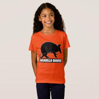 Djura formgivareungar för bältdjur som beklär Sale T-shirt