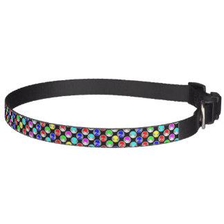 Djura gåvor NavinJoshi för hundhalsbandpärlorRAND Halsband Husdjur