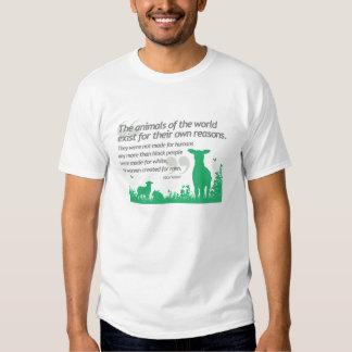 Djurens rättigheterT-tröja T Shirt