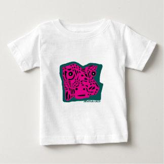 djurt ansikte t-shirt