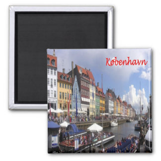DK - Danmark - Köpenhamn Kopenhagen Magnet