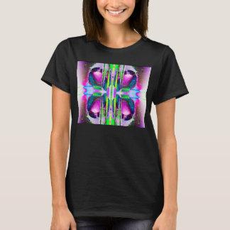 """""""DMT 1"""" Psychedelic visionär konstT-tröja T Shirt"""