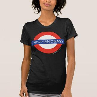 DnB tunnelbana T-shirts