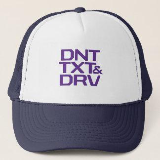 DNT TXT & DRV TRUCKERKEPS