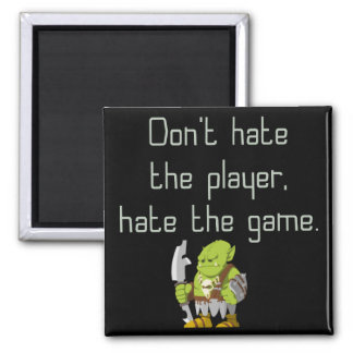 DobbelGeek: Hata inte spelare