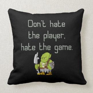DobbelGeek: Hata inte spelare Kudde