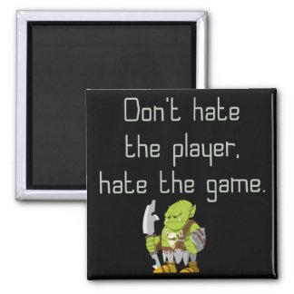 DobbelGeek: Hata inte spelare Magnet