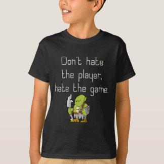 DobbelGeek: Hata inte spelare Tee