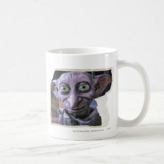 Dobby 1 vit mugg