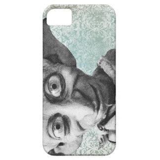 Dobbyleende iPhone 5 Case-Mate Skal