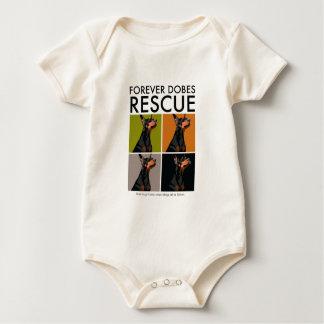 dobe-raster body för baby