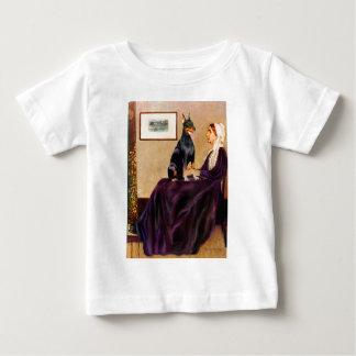 Doberman 1 - Whistlersmor T Shirt