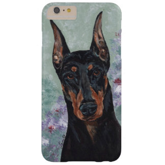 Doberman Barely There iPhone 6 Plus Skal