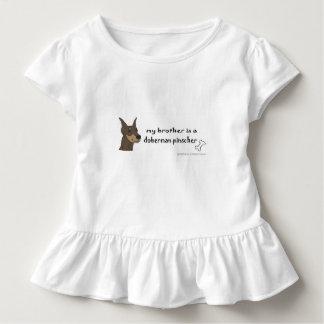 dobermanpinscher - mer föder upp tröja