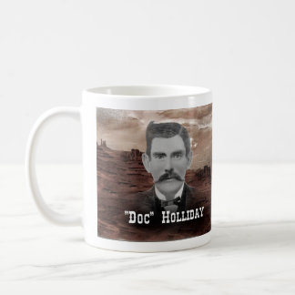 """Doc"" Holliday Kaffemugg"