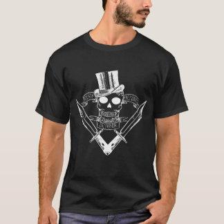 Död för Dishnor T vitdesign T-shirts