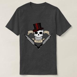 Död för färgdesign för skam T Tshirts