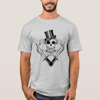Död för svartdesign för skam T Tshirts