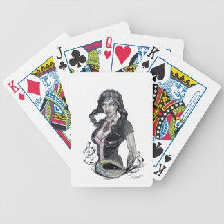 Död i henne ögon spelkort