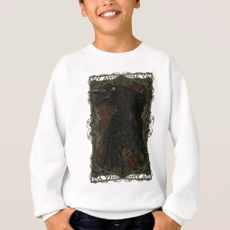 Död kråka t-shirt