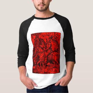 Död & riddaren tee shirts