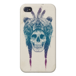 Död shaman iPhone 4 fodral
