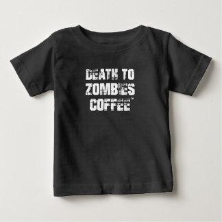 Död till T-tröja för Zombieskaffe (baby) Tröjor